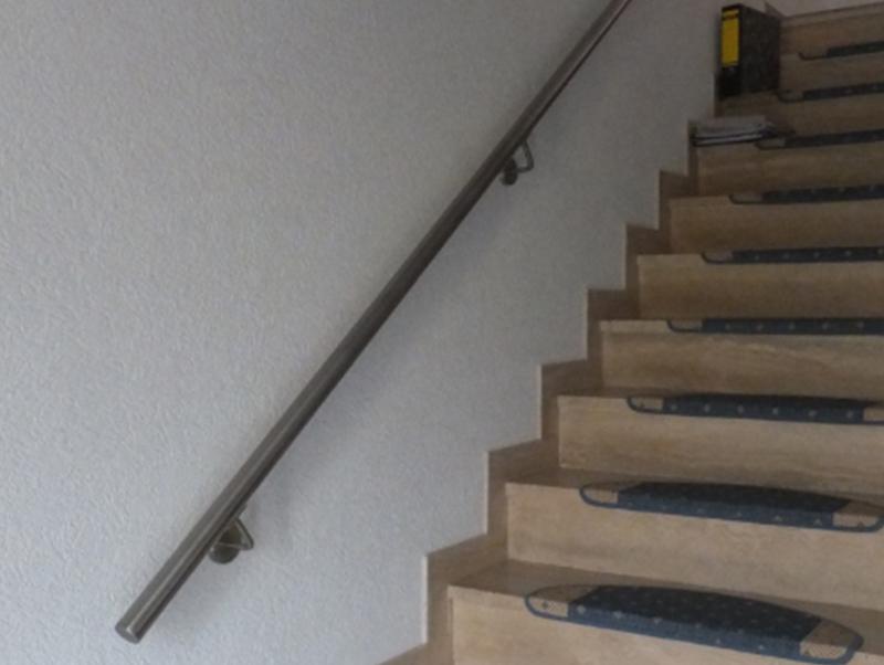 Metallhandlauf Braunschweig Geländer Treppe
