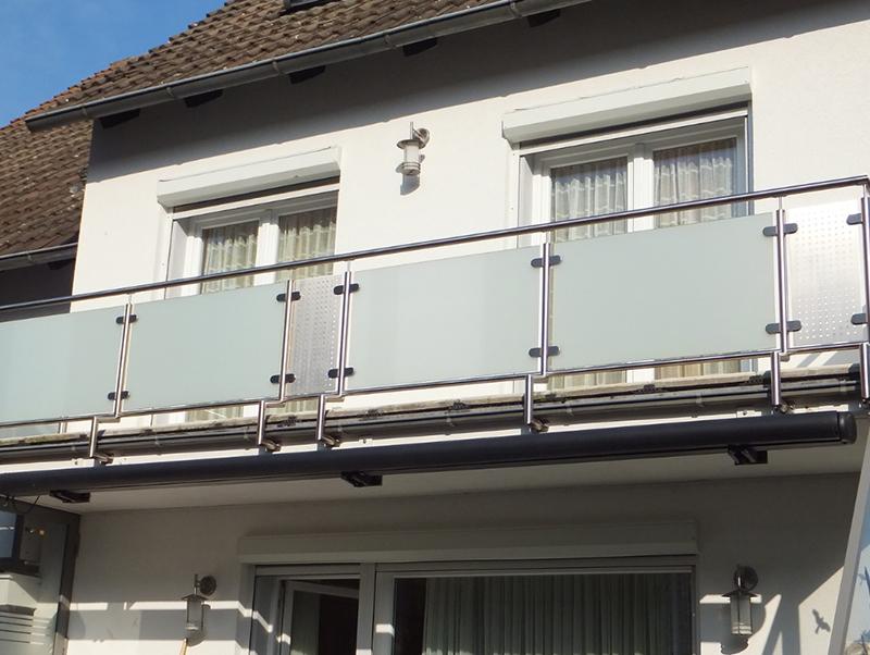 Metallgeländer Braunschweig Geländer Balkon Terrasse