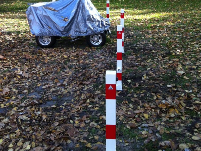 Braunschweig Absperrtechnik Sicherungstechnik