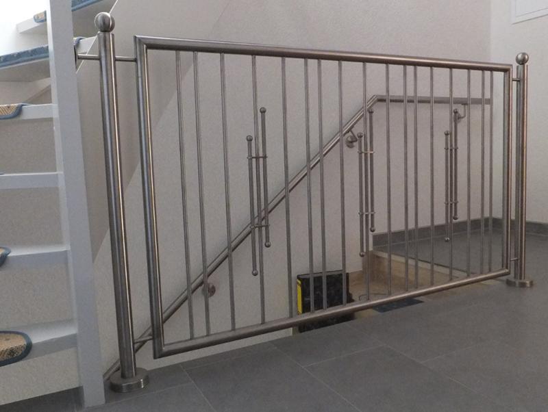Metallgeländer Braunschweig Geländer Treppenhaus Treppe