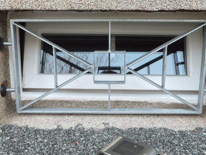 Einbruchschutz Braunschweig Fenstergitter Keller