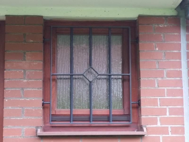 Braunschweig Fenstergitter Einbruchschutz