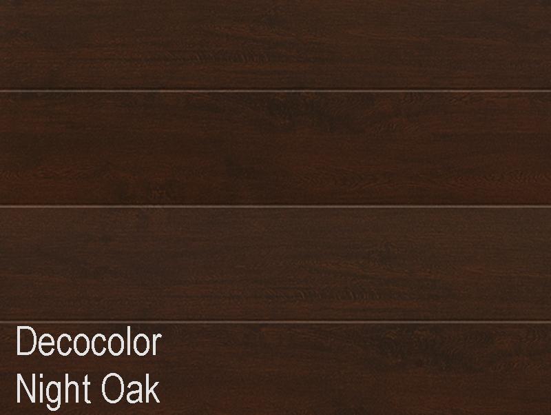 Garagentor Farbe Sektionaltor Holz braun