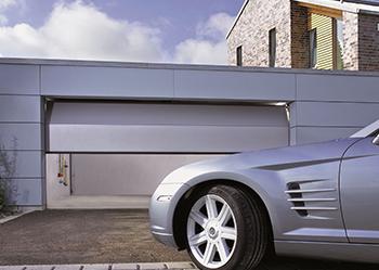 Auto Hof Garagentor Sektionaltor